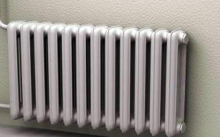 Монтаж чугунных радиаторов (батарей) отопления