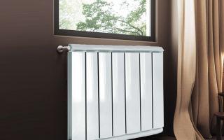 Ремонт алюминиевых радиаторов отопления